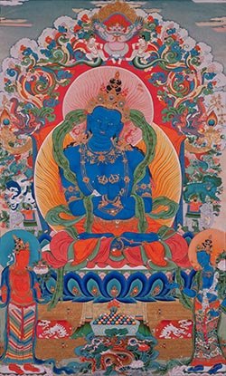 definitive meaning. vajradhara (dorje chang) definitive meaning