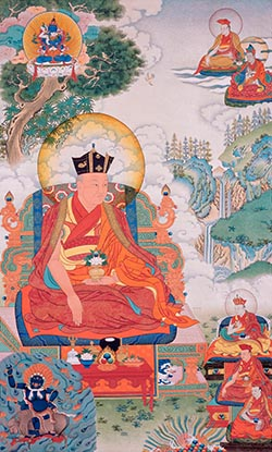 definitive meaning. the 14th karmapa - thekchok dorje definitive meaning